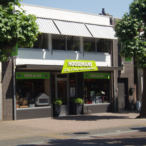 Over Dierenwinkel Hoosemans